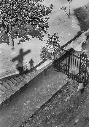 Moholy-Nagy fotografiert seinen eigenen Schatten. Original Fotografie;: MOHOLY-NAGY, Laszlo: