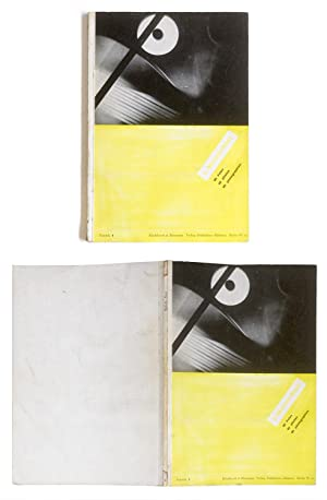 L. Moholy-Nagy. 60 Fotos / 60 Photos: MOHOLY-NAGY, László: