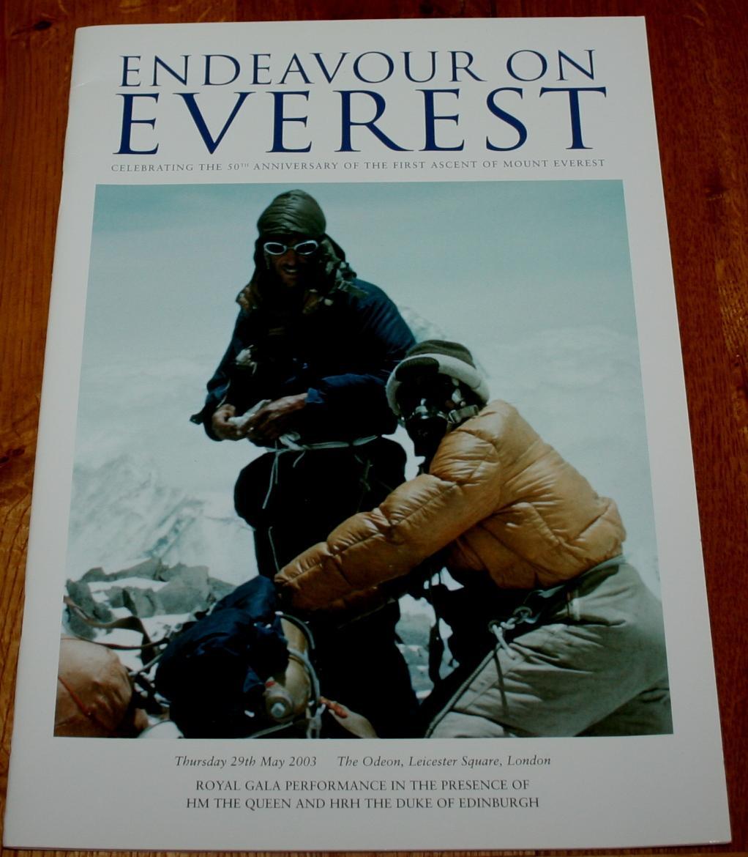 everest 50th anniversary