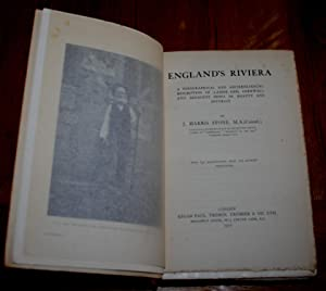 England's Riviera. A Topographical and Archaeological Description of Land's End, Cornwall and Adj...