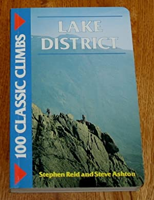 100 Classic Climbs. Lake District.