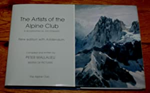 The Artists of the Alpine Club. A Biographical Dictionary.
