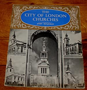 The City Of London Churches.
