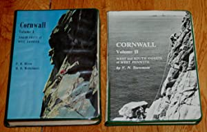 Cornwall Volume 1. North Coast of West Penwith. Cornwall Volume. II West and South Coasts of West...