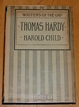 Thomas Hardy. Writers of Today.