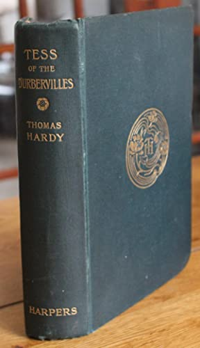 Tess Of the D'Urbervilles. A Pure Woman. The Wessex Novels Volume I.