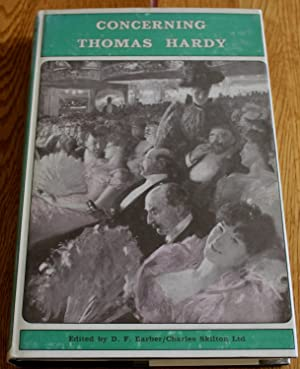 Concerning Thomas Hardy. A Composite Portarait From Memory.