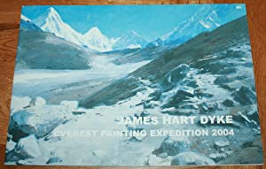 Everest Painting Expedition 2004.
