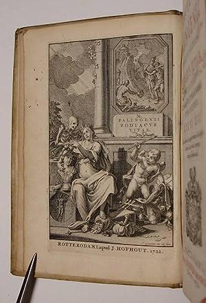 Marcelli Palingenii Stellati Poetae Zodiacus vitae, id: PALINGENIUS.