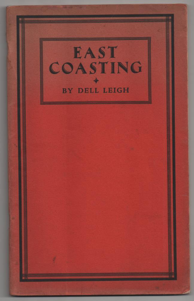 East Coasting Leigh, Dell Printed at the Curwen Press. Early work by Bawden. Original stapled orange wrappers a little dusty at the edges and very slight vertical creasing whic