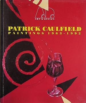 Patrick Caulfield - Paintings 1963 - 1992: Livingstone, Marco