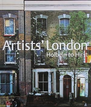 Artists' London: Holbein to Hirst: Wedd, Kit;Peltz, Lucy;Ross,