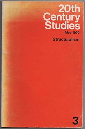 20th Century Studies May 1970. Notes Towards: Calvino, Italo and