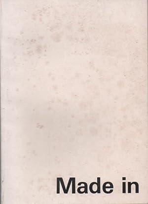 Made in Berlin: K.P. Brehmer, K.H. Hodicke,: von Zahn, Irene
