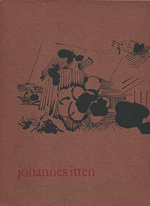 Johannes Itten: Itten, Johannes and