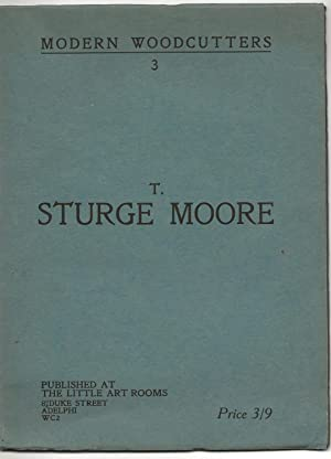T. Sturge Moore: Modern Woodcutters No 3.: French, Cecil (