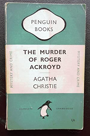 the unbelievable narrator in the murder of roger ackroyd a novel by agatha christie It is a masterpiece by agatha christie this detective story made her famous in 1926 and it is still worth reading now if you are an advanced english learner we suggest that you should read the story «the murder of roger ackroyd» in the original.