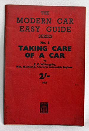 The Modern Car Easy Guide Series No: Willoughby, E P