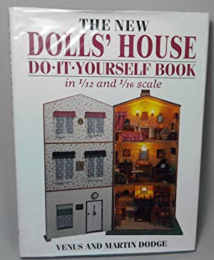 The dolls house do it yourself book by dodge venus and martin the new dolls house do it yourself book in dodge venus solutioingenieria Image collections