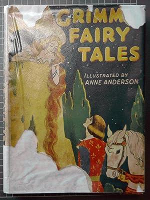 Grimms' Fairy Tales: Grimm, J; Grimm,