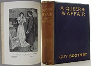 A QUEER AFFAIR.: Boothby, Guy.