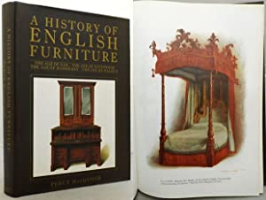 A HISTORY OF ENGLISH FURNITURE. Including: The: Macquoid, Percy.