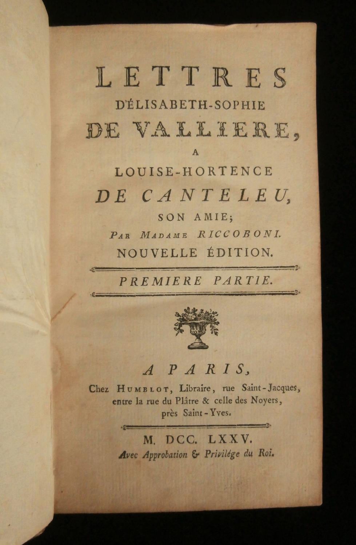 Lettres D U0026 39 Elisabeth
