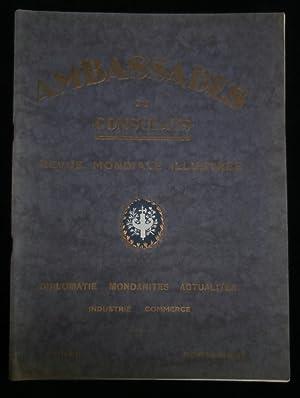 AMBASSADES ET CONSULATS .: CASA-SOPRANA Félix /