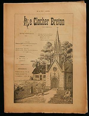 LE CLOCHER BRETON .: SAÏB René /