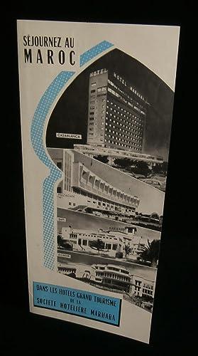 SEJOURNEZ AU MAROC dans les Hôtels Grand: anonyme