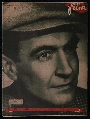 LES CAHIERS DU FILM, La Revue Française: Marcel PAGNOL )