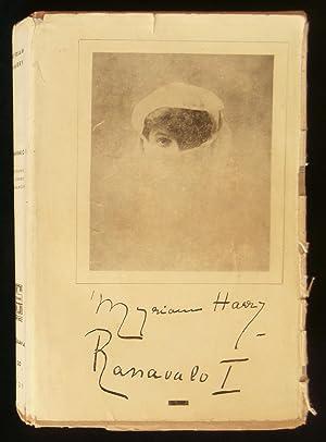 RANAVALO I , Histoire à peine romancée: HARRY Myriam