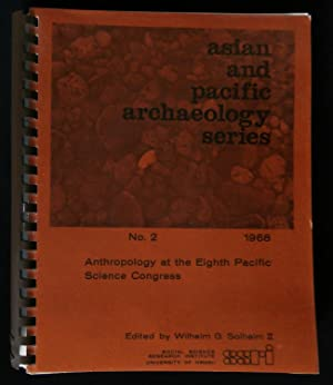 ASIAN AND PACIFIC ARCHAEOLOGY SERIES N° 2,: CAMPBELL John Martin