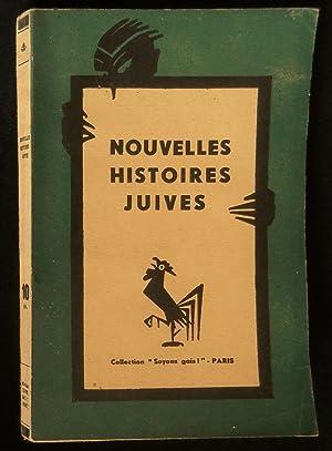 NOUVELLES HISTOIRES JUIVES .: anonyme