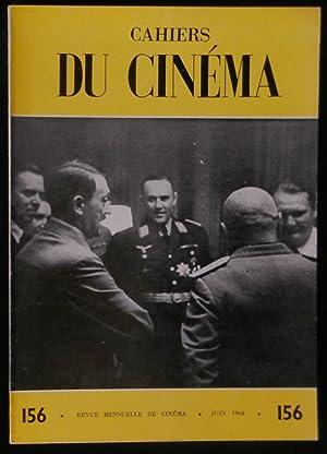 CAHIERS DU CINEMA.: NOAMES Jean-Louis /