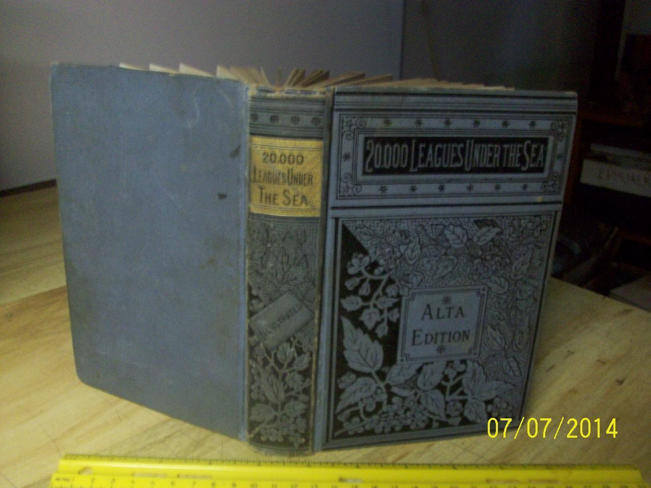 20,000 (Twenty Thousand) Leagues Under the Sea: Verne, Jules