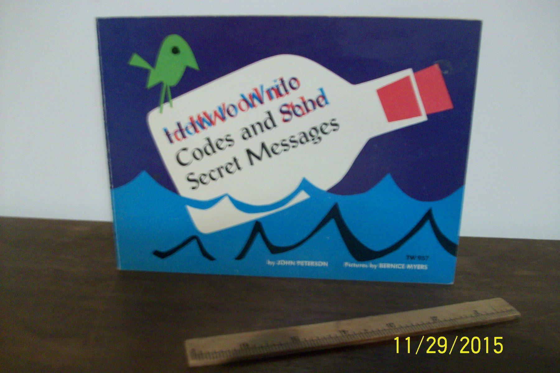 How to Write Secret Codes and Send Secret