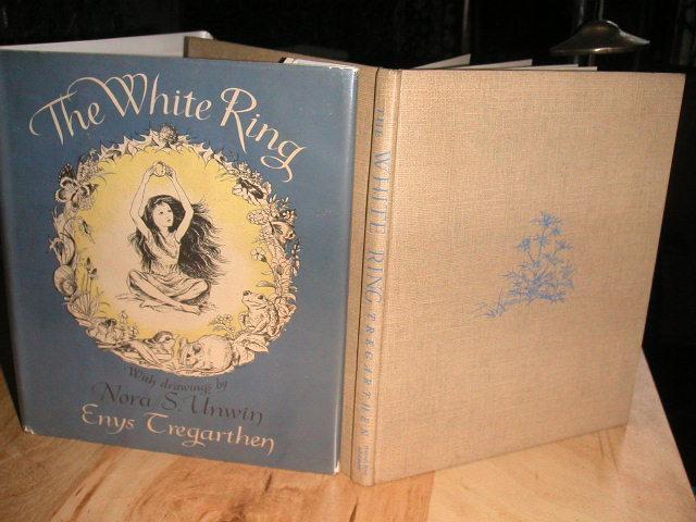 The White Ring Enys Tregarthen, Elizabeth Yates (Editor) Fine Hardcover