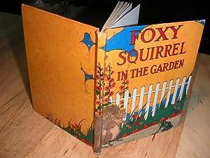 Foxy Squirrel in the Garden: Clara Ingram Judson