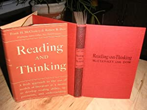 Reading and Thinking: Frank H. McCloskey,