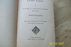 Fairy Tales: De Sugur, Madame La Contesse