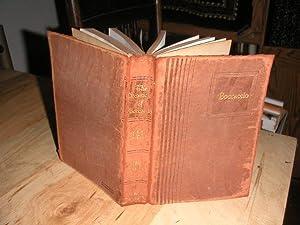 The Decameron of Giovanni Boccaccio: John Payne (translator)