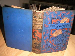 Selections from the Poetical Works of Robert Browning
