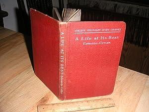 A Life at Its Best: Richard Henry Edwards