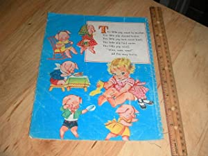 Mother Goose (Real Cloth) Baby's First Book