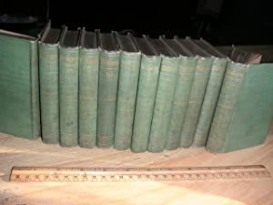 The Plays and Poems of William Shakespeare (12 Vols)