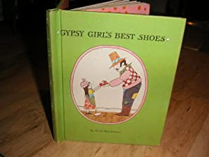 Gypsy Girl's Best Shoes: Anne Rockwell