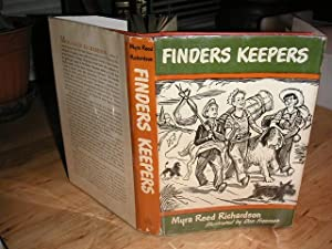Finders Keepers: Myra Reed Richardson