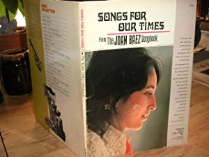 Songs for Our Times from the Joan: Elie Siegmeister (Arranger)