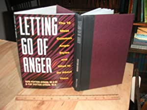 Letting go of Anger: Ron Potter-Efron &